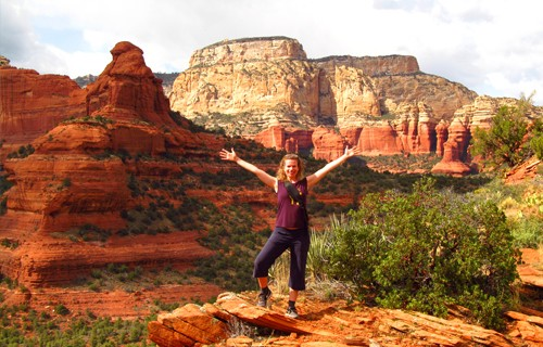 Healing Sessions in Sedona