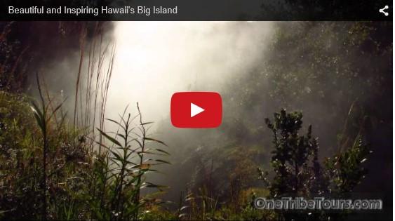 Beautiful and Inspiring Big Island of Hawaii
