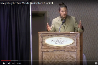 Integrating the Two Worlds: Spiritual and Physical
