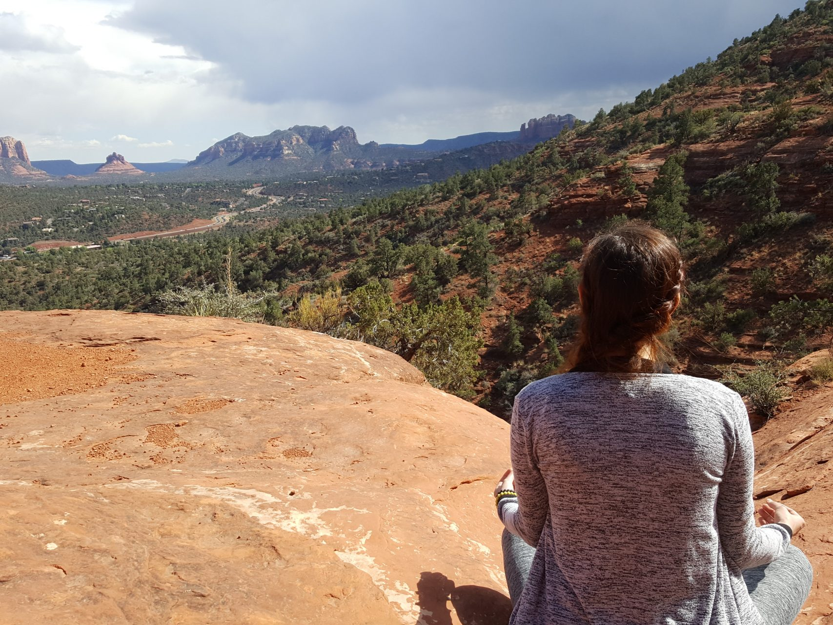 Feel the vortex of Sedona